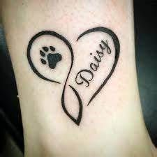 63 trendy ideas for dogs tattoo ideas memorial design - 63 trendy ideas for . - 63 Trendy Ideas For Dog Tattoo Ideas Memorial Design – 63 Trendy Ideas For Dog Tattoo Ideas Memor - Tatoo Dog, Dog Tattoos, Animal Tattoos, Body Art Tattoos, Tattoo Cat, Cat Paw Print Tattoo, Tatoos, Family Tattoos, Trendy Tattoos