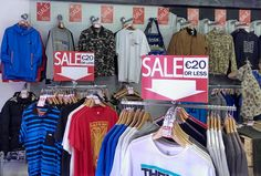 Up to off selected brands! Including Carhartt and DC Shoes and Apparel