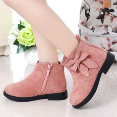 Fashion Winter Kids Boots Thick Warm Shoes Boys Girls Price: 30.99$ Shipping: Free High Heels For Kids, Cheap Boots, Winter Kids, Boys Shoes, Shoes For Kids, Kids Boots, Childrens Shoes, Cute Shoes, Snow Boots
