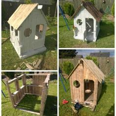 Wendy Pallet House