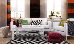 From Ikea- living room