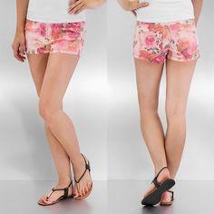 Vero Moda Pantalón cortos rosa