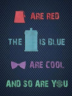doctor who | Tumblr -- Valentines Day card!!!