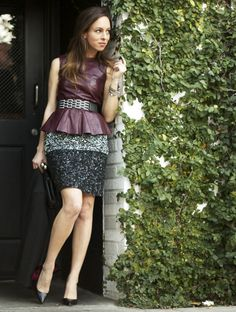Sydne Style. Fantastic Blog. Great fashion.