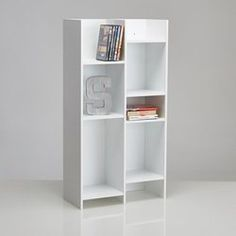 Doll Lacquered MDF Vertical or Horizontal Wall Shelving Unit La Redoute Interieurs