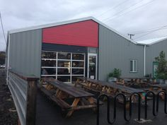 Gigantic Brewing Company in Portland, OR