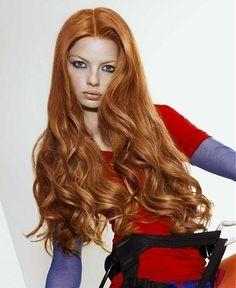 Auburn Hair | Red Hair Coloring | Hair Colors Ideas