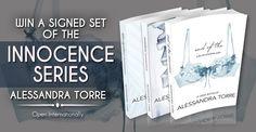 Innocence series giveaway