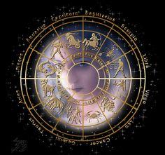 Por Dentro... em Rosa: Os amigos e o Zodíaco