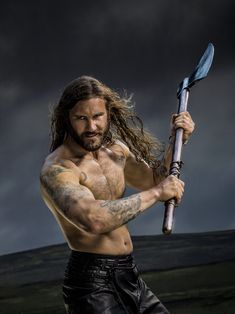 Vikings Season 2 Rollo official picture - Vikings (TV Series ...