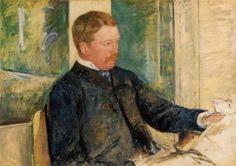 portrait of alexander j cassatt_Mary Cassatt