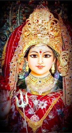 Jai Mata Ki, Shri Ram Photo, Ram Photos, Mata Rani, Durga Images, Divine Mother, Randal, Durga Maa, Shiva
