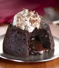 Chocolate Lava Cake--It's from The Pioneer Woman, so it's guaranteed fabulous! -wa