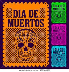 Dia de Muertos - Mexican Day of the dead s a fun and friendly annual event on la Quinta