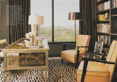 The Glam Pad: A Glamorous Bachelorette Pad, by Jan Showers