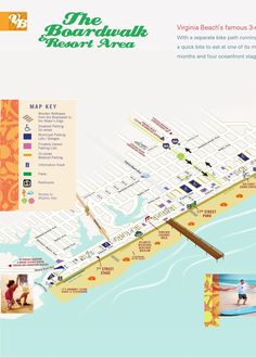 ISSUU - 2014 Virginia Beach Vacation Guide by BCF