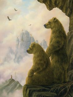 Observers, 2007, Robert Bissell