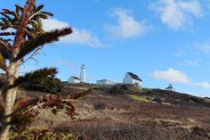 Cape Spear Dual Lighthouses, St. John's Newfoundland, Canada