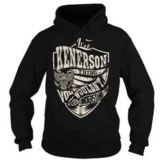 Its a KENERSON Thing (Eagle) - Last Name, Surname T-Shirt