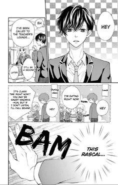 You could read the latest and hottest Getsuyoubi Kara Kataomoi 1 in MangaHere. Manga Love, Good Manga, Manga To Read, Manga Couple, Anime Love Couple, Manga Eng, Anime Chibi, Manga Anime, Manga Shoujo Romance