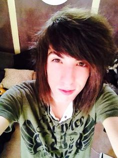 jordan sweeto OMG his hair is so fluffy!!!! I wanna use his head as a pillow!