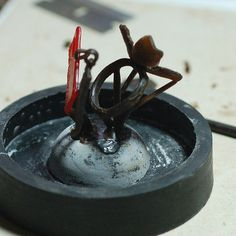 lost wax casting at home