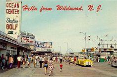 Wildwood, NJ...as I do every year <3