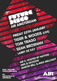 Future Disco Amsterdam @ AIR