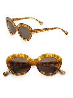 Elizabeth and James - Taylor Plastic Cat s-Eye Sunglasses. Chic D étéLunettes  De Soleil ... 3913bfdd693