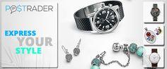 Venez parcourir nos offres spéciales où vous pouvez choisir parmi nos bijoux magnifiques et nos montres. Achetez les produits au meilleur prix ou partagez nos offres avec vos amis gratuitement pour une marge! https://postrader.ro/watches_jewellery/promotion2