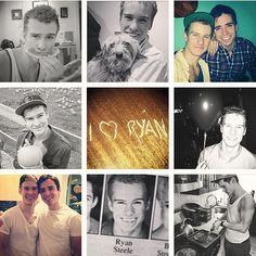 ryan steele + matt's instagram