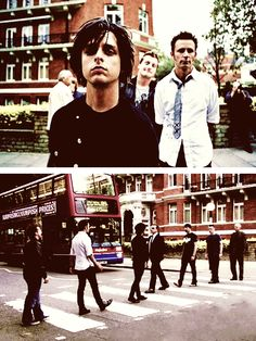 i love how billie and mike are all serious, and then there's tre XD