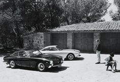 Steve McQueen had actually TWO Ferrari 250 GT Lusso :-)