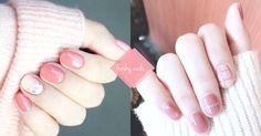 簡約女生必看!10款清新配色的「純色美甲」,姐就是喜歡自己配色的自在感!