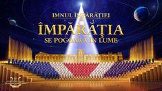 """Corul evanghelic """"Imnul Împărăției: Împărăţia se pogoară în lume"""" Muzică..."""