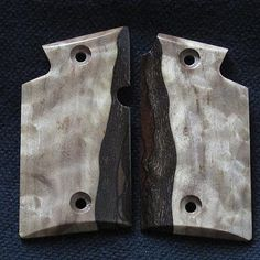 Custom Crafted Grips for the Sig Sauer p938