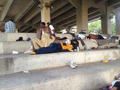 homeless - Among Houston's Homeless