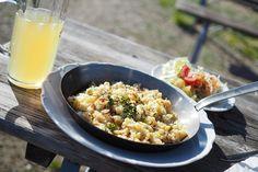 veggie styrian food