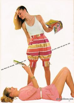 HAREM fashion 1981