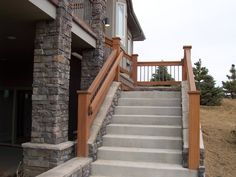 Residential remodeling and fine homebuilding in Minneapolis, Minnesota Deck Stairs, Decks And Porches, Minneapolis, Minnesota, Remodeling, Building A House, Garden, Outdoor, Ideas