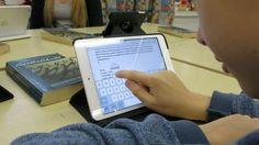 Moderni opintie tarkoittaa oppilaan mukana kulkevaa tablettitietokonetta, digitaalista kasviota, itse tehtyjä oppikirjoja ja muita opiskelumateriaaleja sekä vaikkapa videoiden tekoa. Sähköinen oppiminen mullistaa koulunkäynnin, uudistaa opetusta ja mikä parasta: tuo kouluun rutkasti lisää oppimis... Electronics, Education, Learning, Studying, Teaching, Onderwijs, Consumer Electronics