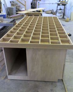 Outfeed/Assembly Table - by Thepps @ LumberJocks.com ~ woodworking community
