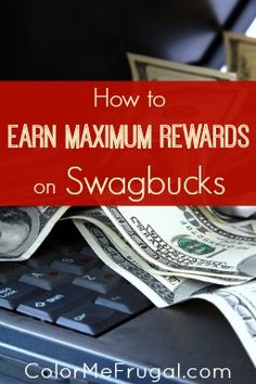 Looking for a super easy way to earn a little extra cash online? There are many ways to earn rewards on Swagbucks, by doing nothing more than your usual internet activities!