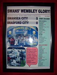 Swansea City 5 Bradford City 0 - 2013 Capital One Cup final - framed print Lilywhite Multimedia http://www.amazon.co.uk/dp/B0100XOUUW/ref=cm_sw_r_pi_dp_wZB0vb0VAS6P1