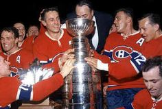 50 Years Ago in Hockey - Post-Mortem: Canadiens Nhl Hockey Jerseys, Pro Hockey, Hockey Games, Hockey Players, Montreal Canadiens, Lord Stanley Cup, Hockey Pictures, Canadian Football, Hockey World