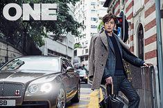 "in ""ONE"" Magazine Photoshoot"