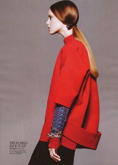 1960's | Jacket | top | drop waist belt detail | 3/4 sleeve layering