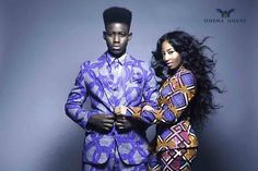 Ohema Ohene His and Hers SS 2014