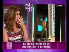 Proyecto de Barasona Diseño y Comunicacion en Casa Decor Madrid. Canal TV LA CUATRO