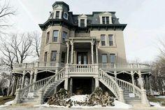 carus mansion